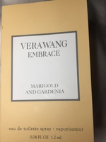Vera Wang Embrace Marigold and Gardenia