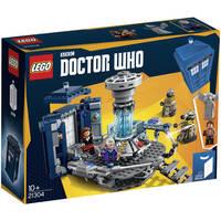 LEGO Doctor Who TARDIS Set 21304