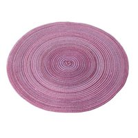 Shiraleah Reims Round Placemat Set of 4