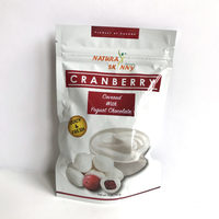 Natural Skinny Foods Yogurt Covered Cranberries