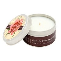 Tokyo Milk Gin & Rosewater Travel Candle