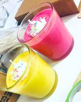Fortune cookie soap make a wish soy candle