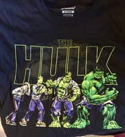 Hulk T-Shirt- Mens XL