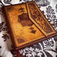 SAFAVID PAPERBLANKS LINED JOURNAL