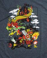 Mario Samurai Shirt
