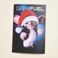 Geek Fuel Magazine - December 2017 - Gremin Santa