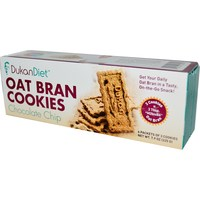 Dukan Chocolate Chip Bran Cookies