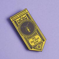 House Greyjoy Enamel Pin