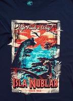 Isla Nublar (Jurassic Park) T-shirt