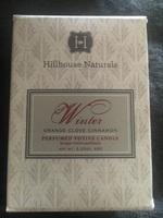 Hillhouse Naturals Votive Candle -Winter