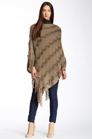 Raj Imports Poncho from Little Black Bag