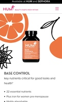 Hum Nutrion BASE CONTROL