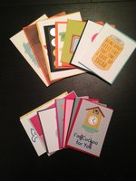 Bundle of 15 HAPPY MAIL Cards for Your Significant Other