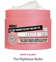 Soap and Glory The Righteous Butter Body Moisturizer