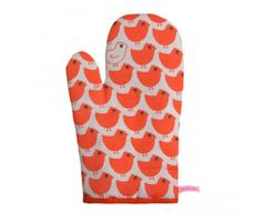 La Cocotte Oven Glove Minipoussin Rouge