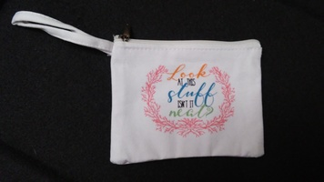 The Little Mermaid Zippered Pouch