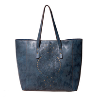 T-shirt & Jeans BLUE tote