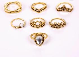 7 Set Bohemian Rings