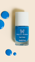 Pretty Woman nail polish in Johnny's Angels