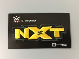 NXT Iron-On Patch