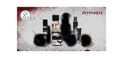 Multi Items from FCS Halloween Box