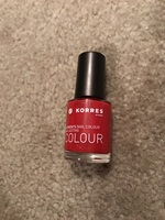 Korres myrrh & oligoelements nail colour