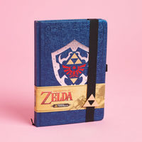 Video Game Notebook
