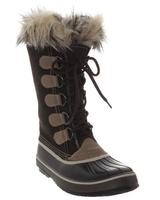 Laced Up Fur Snow Boot size 8