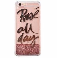 Velvet Caviar Rose All Day Glitter iPhone 7 Case