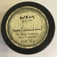 Wen Sweet Almond Mint Re-Moist Hydrating Hair Mask