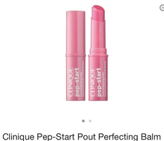 Clinique Pep-Start Pout Perfecting Balm - Guava