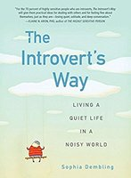 The Introvert's Way by Sophia Dembling from The Wallflower Box
