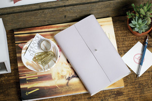 Nightfall Notebook Cover DIY For The Makers