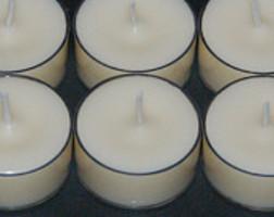 Wax Works tea light candles