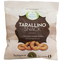 Tarallino Snack with Extra VIrgin Olive Oil 40g-1.4 oz