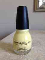 Sinful Colors Nail Polish in Jaune Pastel
