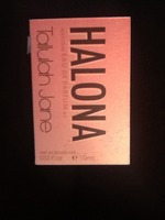 Taluah Jane Halona perfume sample