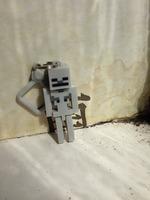 Minecraft Skeleton Hanger