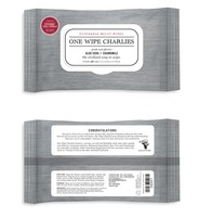One Wipe Charlies - Flushable Moist Wipes