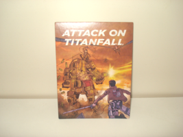 Attack on Titanfall Magnet