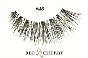Red Cherry Lashes #43