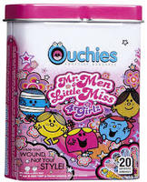 Ouchies Mr. Man and Little Miss Bandages