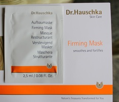 Dr Hauschka Firming Mask Sample