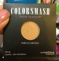Colorsmash Hair Shadow - Gold Rush