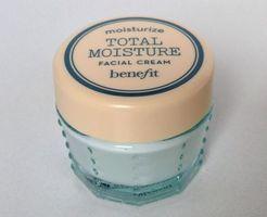 Benefit Total Moisture Facial Cream (0.3 oz jar)