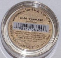 Bare Escentuals BareMinerals face & body color in gold gossamer