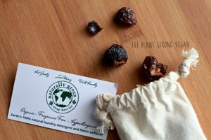 Naturally Green Soap Berries