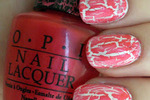 OPI Nail Lacquer in Pink Shatter