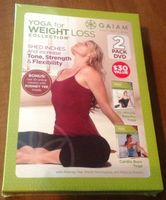 Yoga for Weight Loss collection 2 pack dvd