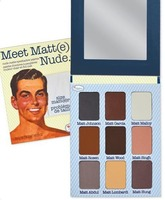 Meet Matte Nude Eyeshadow Palette by The Balm